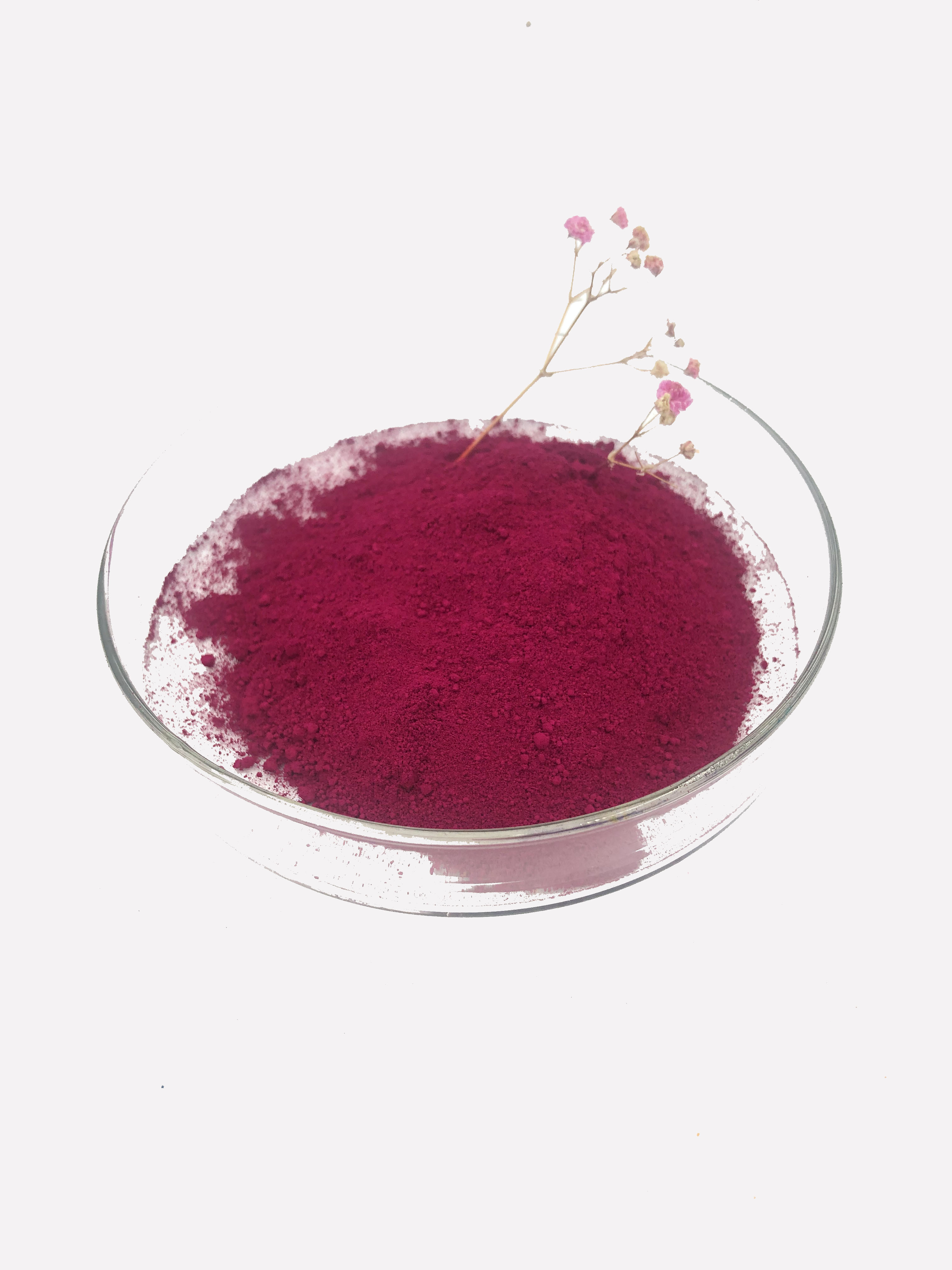 Red Pigment High Temperature Resistance High Heat Resistance for Industrial Coating