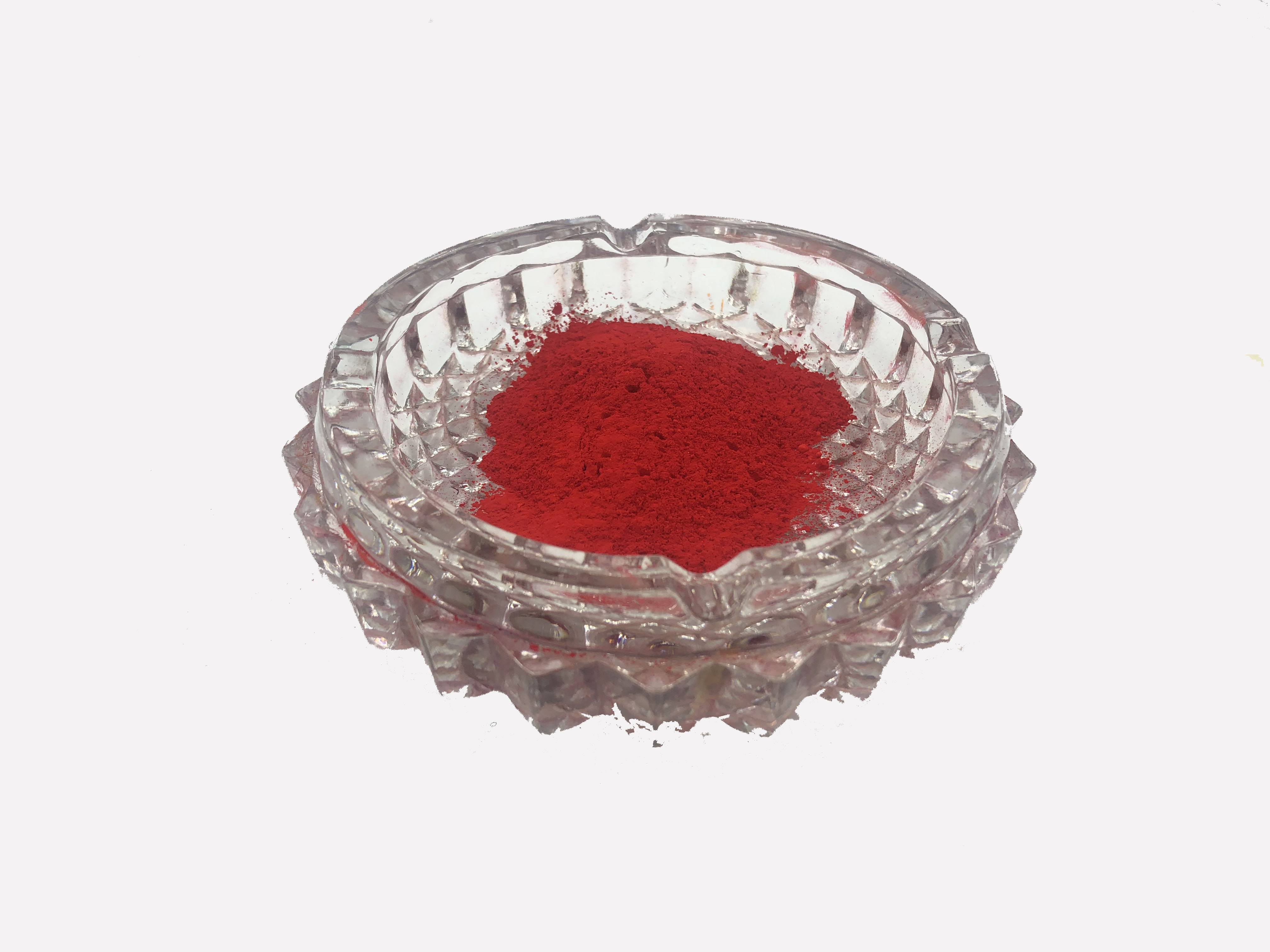Red Color Translucent Organic Pigment Factory Directly Supply With SGS Report