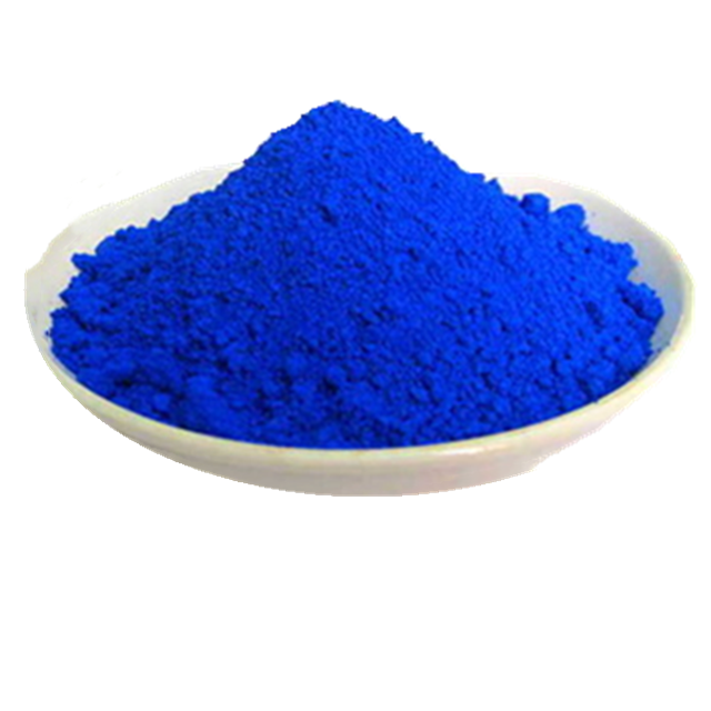 Solvent Blue 70 Excellent Weather Fastness To Light For Metal Decorative Paint Such As Automotive Coatings