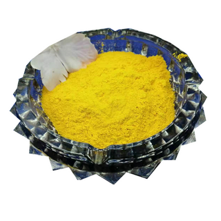 Yellow Colorant Low Ash And Moisture Content High Coloring Strength for Industrial Coating