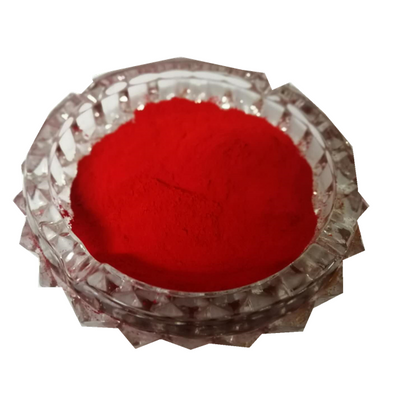 Pigment Red 208 Organic Pigment Benzimidazolone Red HF2B CAS 31778-10-6 For Paint Ink Rubber Plastic ABS