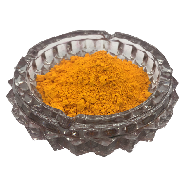 Yellow Colorant High Performance Organic Pigment 100% Pure Low Ash Content for Powder Coating
