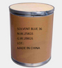 Solvent Blue 36 100% Purity High Heat Resistance for Engineering Plastic Dyeing