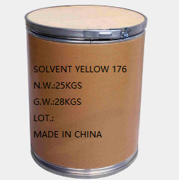 Solvent Yellow 176 100% Purity High Heat Resistance for Engineering Plastic Dyeing