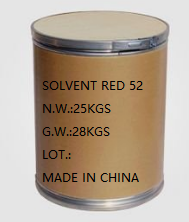 Solvent Red 52 Fluorescent Red H5B High Temperature Resistance for PS Coloring