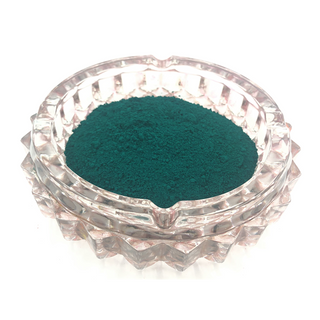 Green Colorant Mainly For Powder Coating Strong Coloring Strength with Stable Physical Property