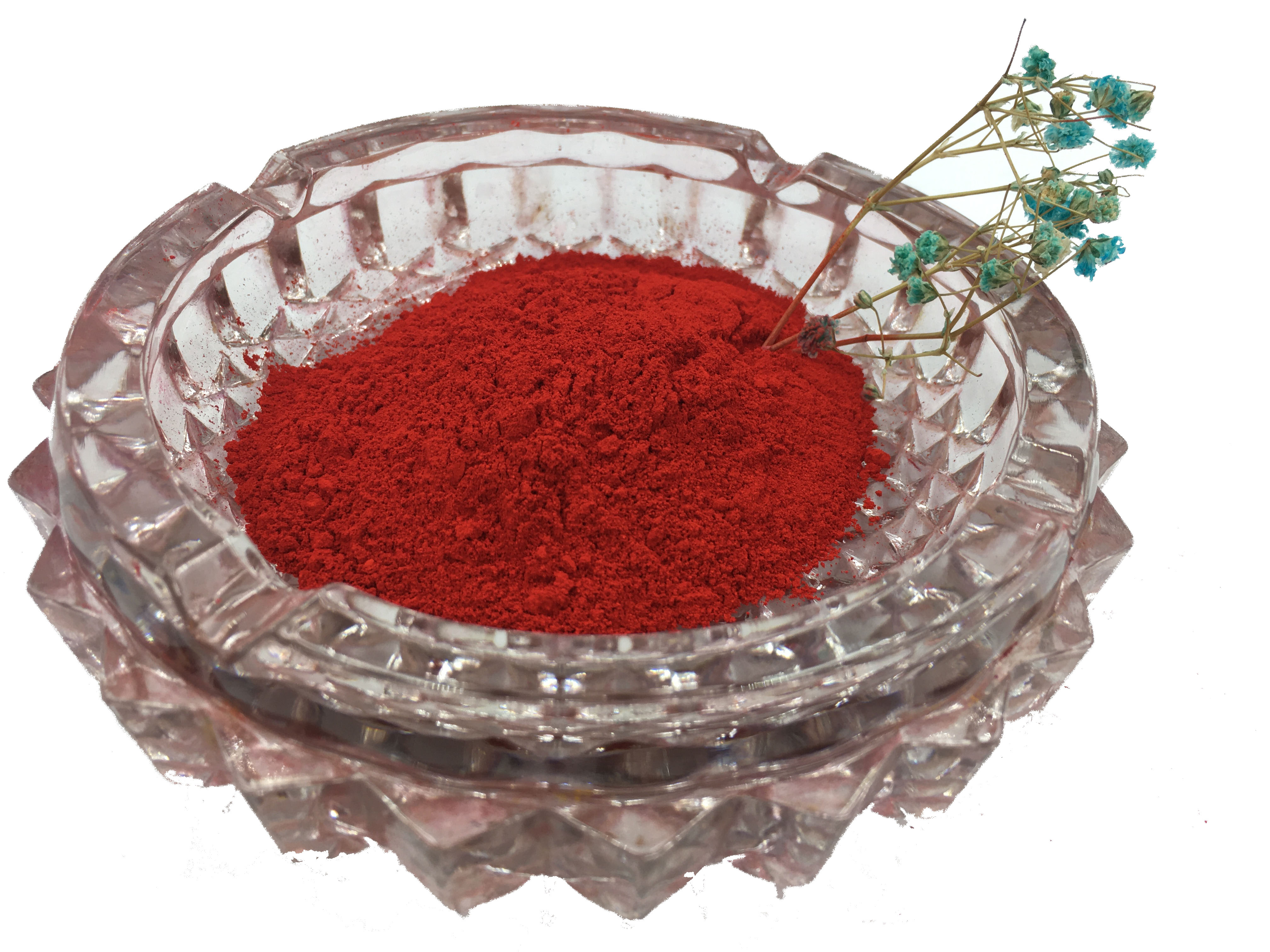 Pigment Red 21 Wholesale Bulk Red Color Powder Pigment For Plastic Coating And Paints