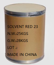 Solvent Red 23 Dark Pink Powder Brilliant Light fastness excellent Heat Stability Mainly for Wax Coating Plastic