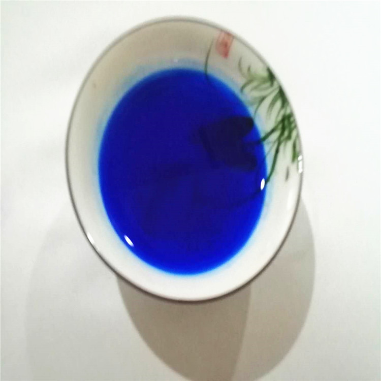 Polymeric Colorants BLUE 5B-6W-P for Untreated Seeds